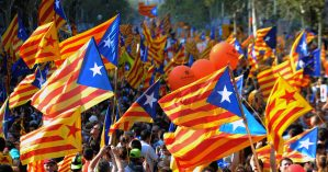SPAIN-REGIONS-CATALONIA-POLITICS-DEMO